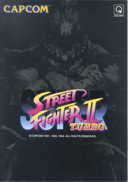 SFII Akuma poster