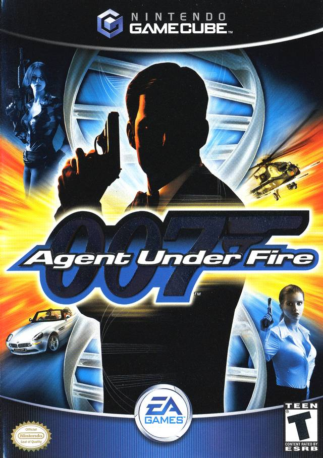 James Bond 007: Agent Under Fire Cheats & Codes for Xbox ...