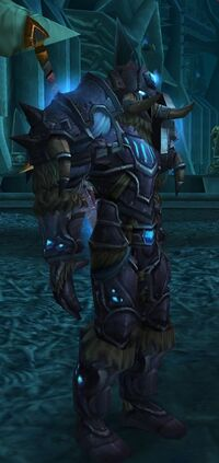 Death Knight Rokir the Unholy