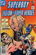 Superboy and the Legion of Super-Heroes 240