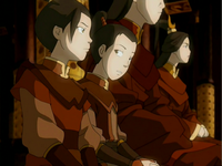 Zuko&#39;s family