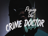 Paging the Crime Doctor-Title Card