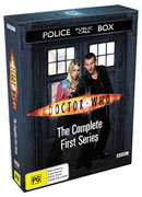 Complete first series re release australia dvd