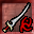 Red Rune Silveran Sword Icon