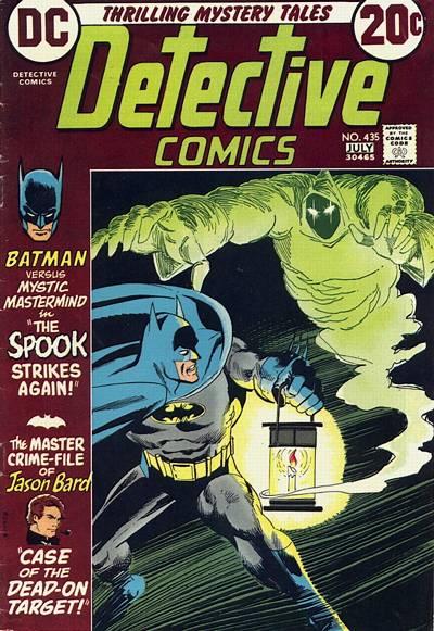 Detective Comics #435
