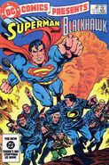 DC Comics Presents 69