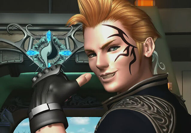 Zell's Fingerless Gloves in Final Fantasy 8 VIII