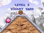 Aventura de Kirby! : Kirby Sporeland! [O3] - Página 2 Yougurt_Yard_Intro