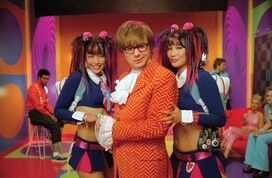 Fook mi fook yu and austin powers