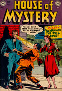 House of Mystery v.1 4