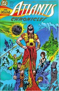 Atlantis Chronicles Vol 1 1