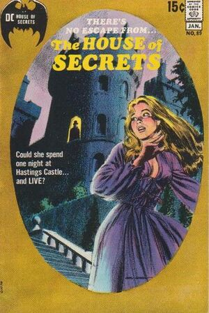 Cover for House of Secrets #89