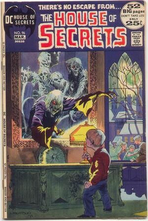 Cover for House of Secrets #96