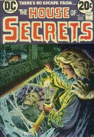 Cover for House of Secrets #110