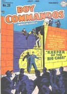 Boy Commandos 28