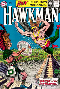 Hawkman Vol 1 1