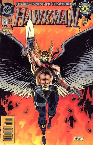 Cover for Hawkman #0