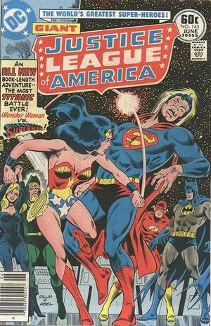 Cover for Justice League of America #143
