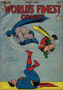 World&#39;s Finest Comics 33