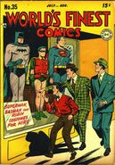 World&#39;s Finest Comics 35