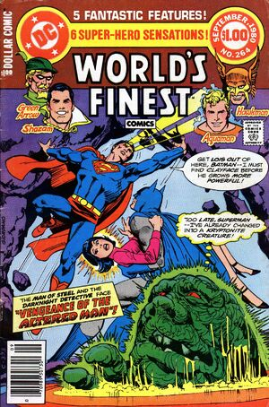 Cover for World's Finest #264