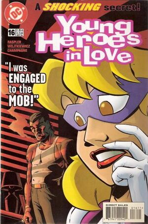 Cover for Young Heroes in Love #16