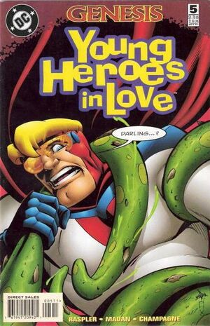 Cover for Young Heroes in Love #5