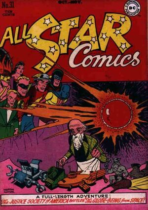 Cover for All-Star Comics #31