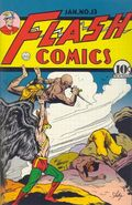 Flash Comics 13