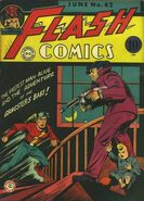 Flash Comics 42