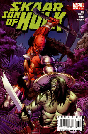Skaar - Son of Hulk  300px-Skaar_Son_of_Hulk_Vol_1_6