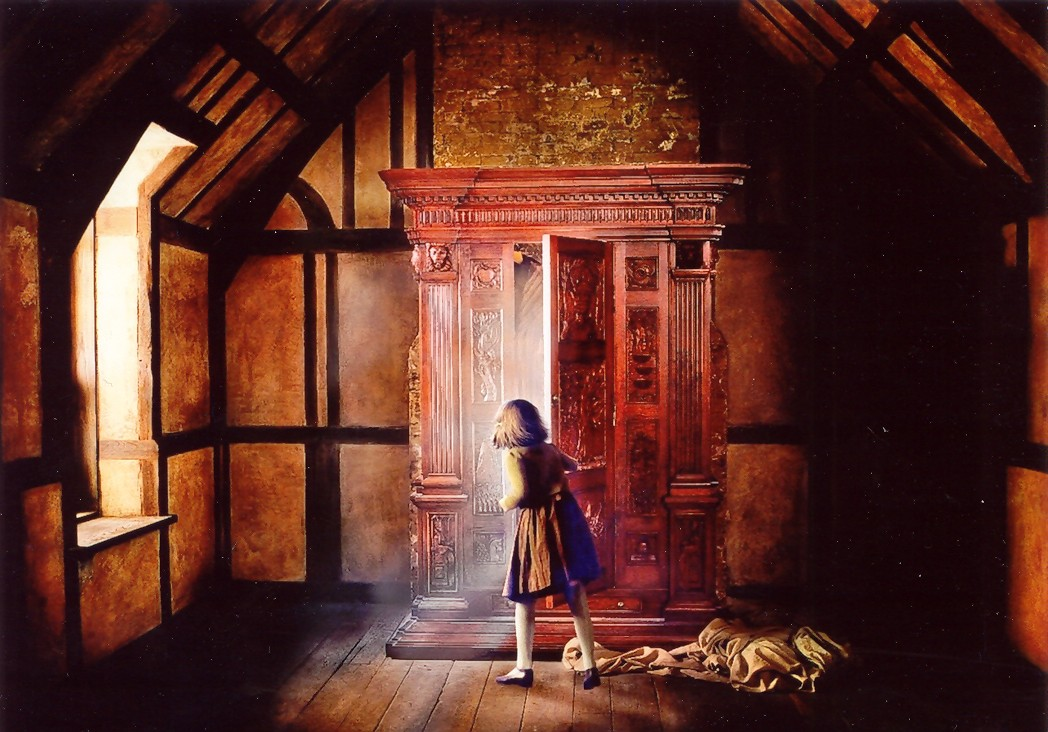 Wardrobe - WikiNarnia - The Chronicles of Narnia, C.S. Lewis