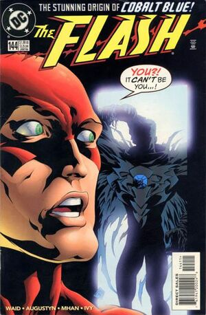 Cover for Flash #144
