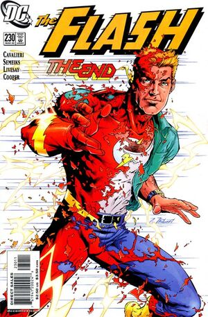 Cover for Flash #230