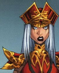 Whitemane comic