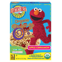 Apple Cinnamon Organic On-the-go O&#39;s Cereal