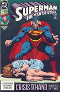 Superman Man of Steel Vol 1 16