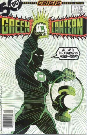 Cover for Green Lantern #195