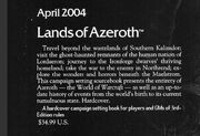 Lands of Azeroth