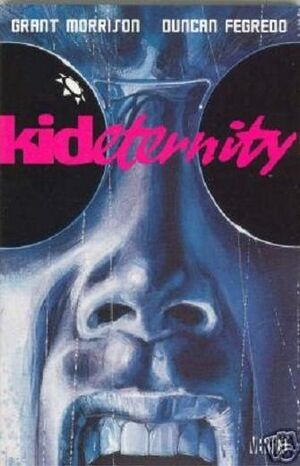 Cover for Kid Eternity #1