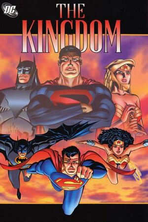 Cover for The Kingdom #