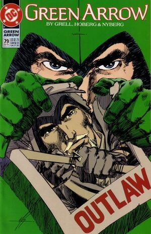 Cover for Green Arrow #79