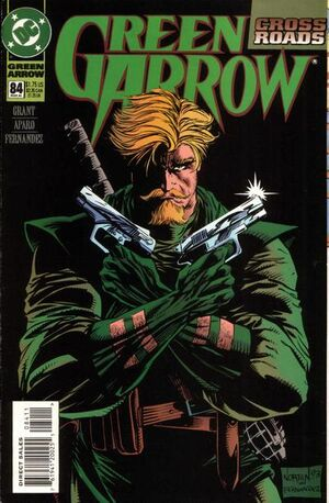 Cover for Green Arrow #84