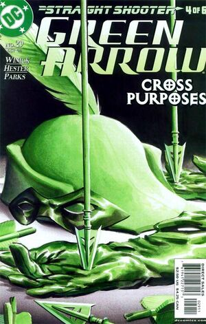Cover for Green Arrow #29