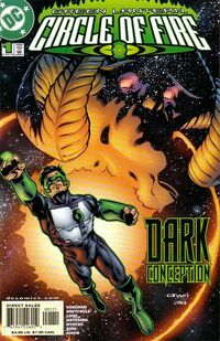 Green Lantern Circle of Fire Vol 1 1