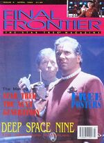 Final Frontier issue 9 cover