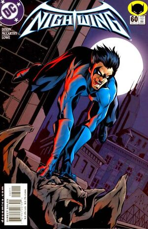 Cover for Nightwing #60