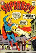 Superboy Vol 1 118