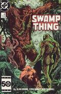 Swamp Thing Vol 2 47