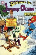 Jimmy Olsen Vol 1 85